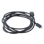 "CODi A01044 lightning cable 70.9"" (1.8 m) Black"