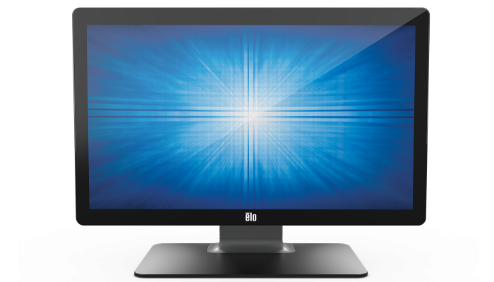"Elo Touch Solution 2702L 27"" 1920 x 1080pixels Multi-touch Tabletop Black, Silver touch screen monitor E351997"