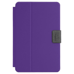"Targus SafeFit 10"" Folio Purple THZ64307GL"