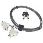 Urban Factory CRS02UF 2m Black cable lock