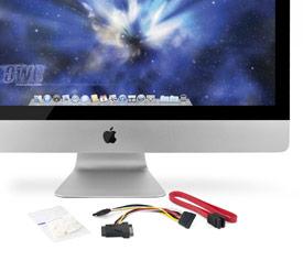OWC Internal SSD DIY Kit SATA II SATA II Black,Red SATA cable