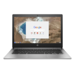 "HP Chromebook 13 G1 Zilver 33,8 cm (13.3"") 3200 x 1800 Pixels Touchscreen 0,9 GHz Intel® Core™ M m3-6Y30"