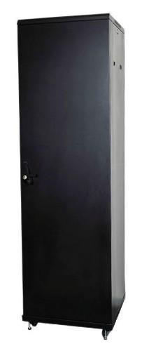 Lanview LVR243025 rack cabinet 42U Freestanding rack Black