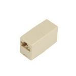 Microconnect RJ45-RJ45 F/F RJ45 RJ45 Beige cable interface/gender adapter