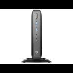 HP t520 Flexible 1.2GHz GX-212JC 1040g Black thin client