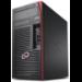 Fujitsu CELSIUS W570 7ª generación de procesadores Intel® Core™ i7 i7-7700 8 GB DDR4-SDRAM 1000 GB Unidad de disco duro Negro Escritorio Puesto de trabajo