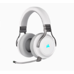 Corsair Virtuoso RGB Wireless Headset Head-band White