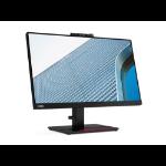 "Lenovo ThinkVision T24v-20 60.5 cm (23.8"") 1920 x 1080 pixels Full HD LED Black 61FCMAT6UK"