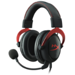 Kingston Technology HyperX Cloud II - Pro Gaming Headset (Red)