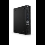 DELL OptiPlex 7040m 2.5GHz i5-6500T 1.2L sized PC Black Mini PC