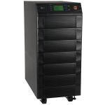 Tripp Lite SmartOnline 20kVA 16kW Modular 3-Phase UPS System, Double-Conversion UPS, Network Card Slot, DB9 Serial