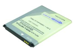 2-Power MBI0127A Lithium-Ion 1500mAh 3.8V rechargeable battery