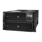 DELL DLRT8KRMXLI uninterruptible power supply (UPS) Double-conversion (Online) 8000 VA 8000 W 12 AC outlet(s)