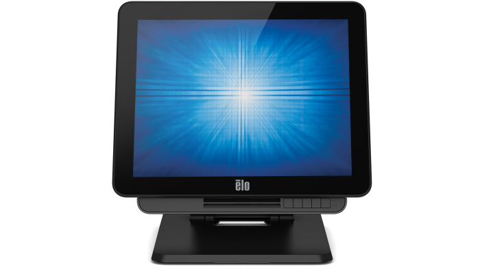 "Elo Touch Solution E444981 2.42GHz J1900 15"" 1024 x 768pixels Touchscreen All-in-one Black Point Of Sale terminal"