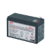 APC RBC17 batería para sistema ups Sealed Lead Acid (VRLA)