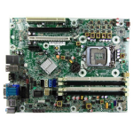 HP 611834-001 Small Form Factor (SFF) computer case part