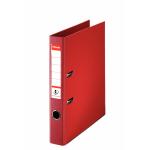 Esselte 811430 ring binder A4 Red
