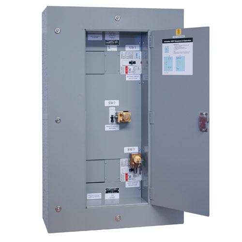 Tripp Lite 3 Breaker Maintenance Bypass Panel for SU80KX and SU80KTV