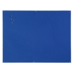 Bi-Office Unframed Blue Felt Notice Board 120x90cm DD