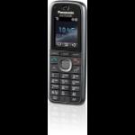 Panasonic KX-TCA285 DECT telephone handset Black
