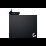Logitech G POWERPLAY Gaming mouse pad Black
