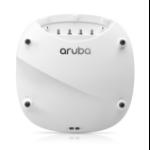 Aruba, a Hewlett Packard Enterprise company Aruba AP-344 (US) WLAN access point 4300 Mbit/s Power over Ethernet (PoE) White