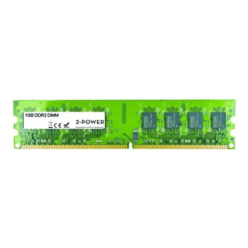 2-Power 1GB DDR2 800MHz DIMM