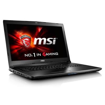 """MSI GL72/i5 8GB 1TB W10 17.3"""""""