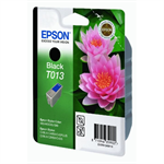 Epson C13T01340110 (T013) Ink cartridge black, 300 pages, 10ml