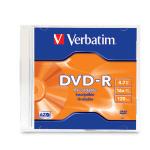 Verbatim 95093 4.7GB DVD-R DVD en blanco