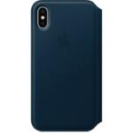 """Apple MQRW2ZM/A 5.8"""" Cover Blue mobile phone case"""