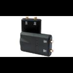 Liberty AVO-A2-F cable gender changer RCA RJ45 Black