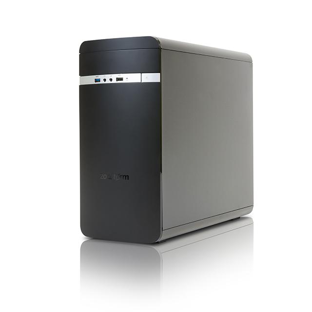 Zoostorm Evolve 3.6GHz i7-7700 Desktop Black PC