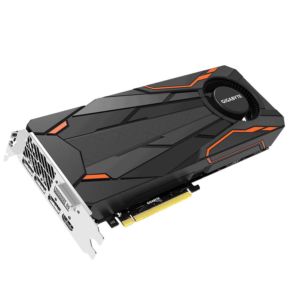 Gigabyte GTX 1080 Turbo OC 8G GeForce GTX 1080 8GB GDDR5X