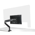 Kensington KGuard™ Monitor Mounted Desk Screen