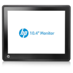 "HP L6010 10.4"" TN+Film Zwart computer monitor"