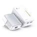TP-LINK AV600 300 Mbit/s Ethernet Wifi Blanco 2 pieza(s)