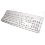 Accuratus KYBAC260U-USB USB QWERTY English White keyboard