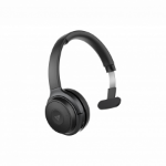 V7 HB605M headphones/headset Handheld 3.5 mm connector USB Type-C Bluetooth Black