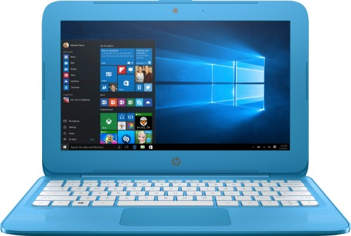 HP Stream 11-y005na Blue Notebook 29.5 cm (11.6