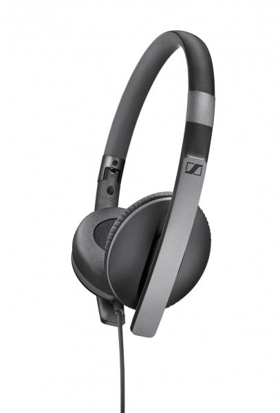 Sennheiser HD 2.30 i auriculares para móvil Binaural Diadema Negro