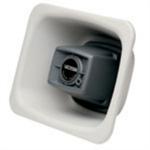 Valcom 3 Watt Amplified FlexHorn 3W Grey loudspeaker