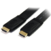 ALOGIC 1m FLAT High Speed HDMI with Ethernet Cable - Male to Male