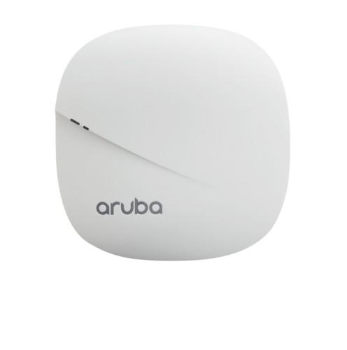 Hewlett Packard Enterprise Aruba Instant IAP-207 (RW) (5x JX954A) WLAN access point 1267 Mbit/s Power over Ethernet (PoE) White