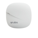 Hewlett Packard Enterprise Aruba Instant IAP-207 (RW) (5x JX954A) WLAN access point 1267 Mbit/s Power over Ethernet (PoE) White