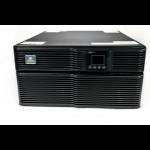 Vertiv Liebert GXT4 uninterruptible power supply (UPS) 5000 VA 8 AC outlet(s) Double-conversion (Online)