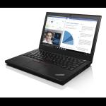 "Lenovo ThinkPad X260 2.4GHz i5-6300U 12.5"" 1366 x 768pixels Black Notebook"