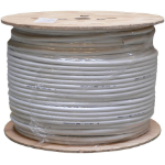 Maximum 32063 coaxial cable 250 m White