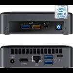 Media Vision VMP-8I3BEK digital media player 128 GB 7.1 channels Wi-Fi Black