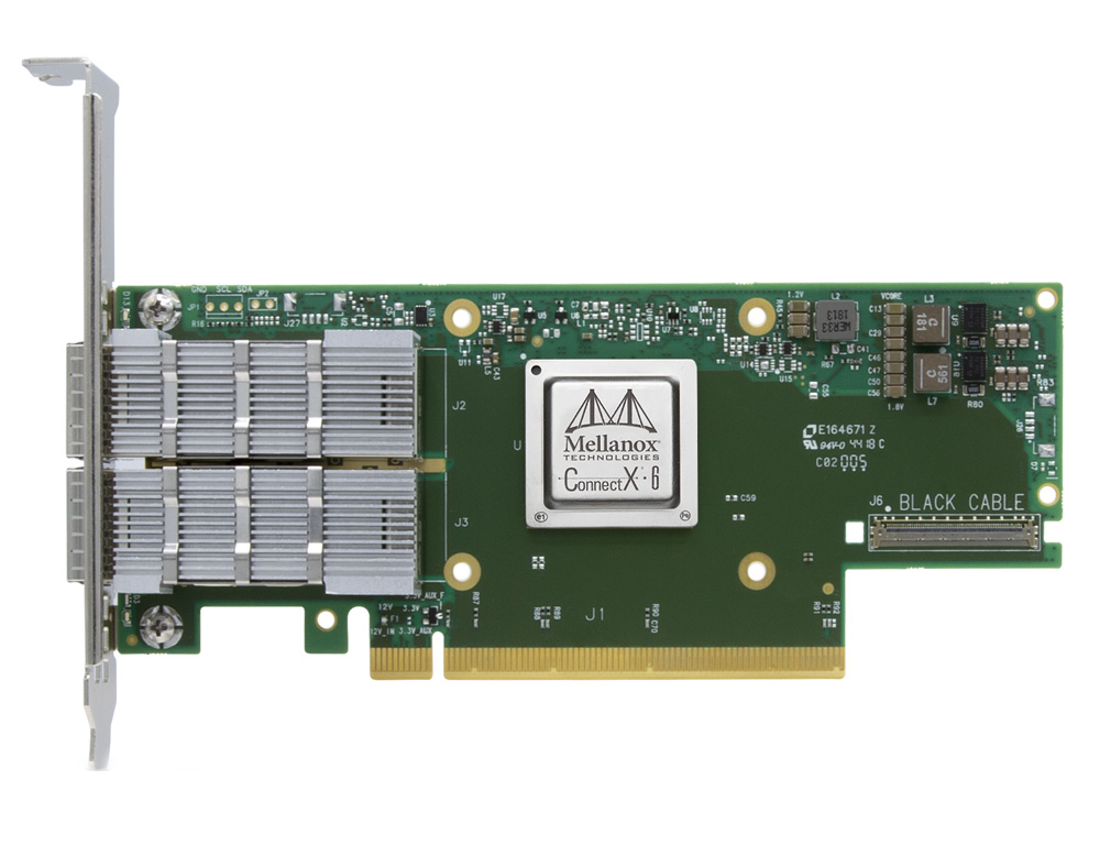 Mellanox Technologies MCX653105A-ECAT networking card Ethernet 10000 Mbit/s Internal